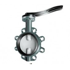 Wafer Butterfly Valve (lever operated)