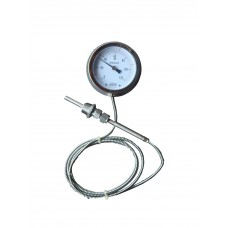 Fully St-Steel Capillary Thermometer